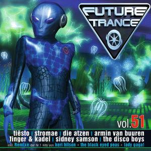 Future Trance Vol.51 von Various - CD jetzt im Bravado Shop