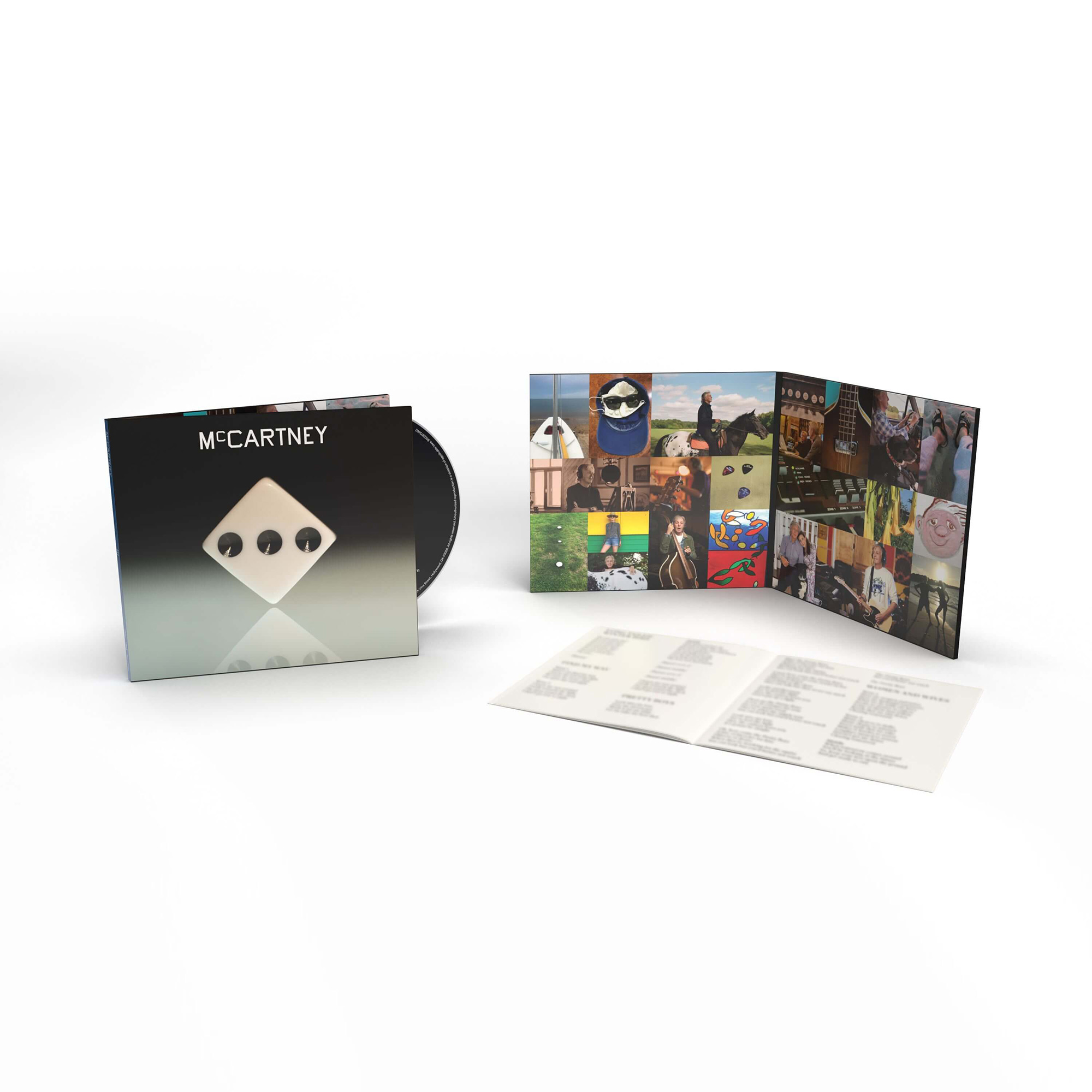 Bravado - III - Paul McCartney - cd