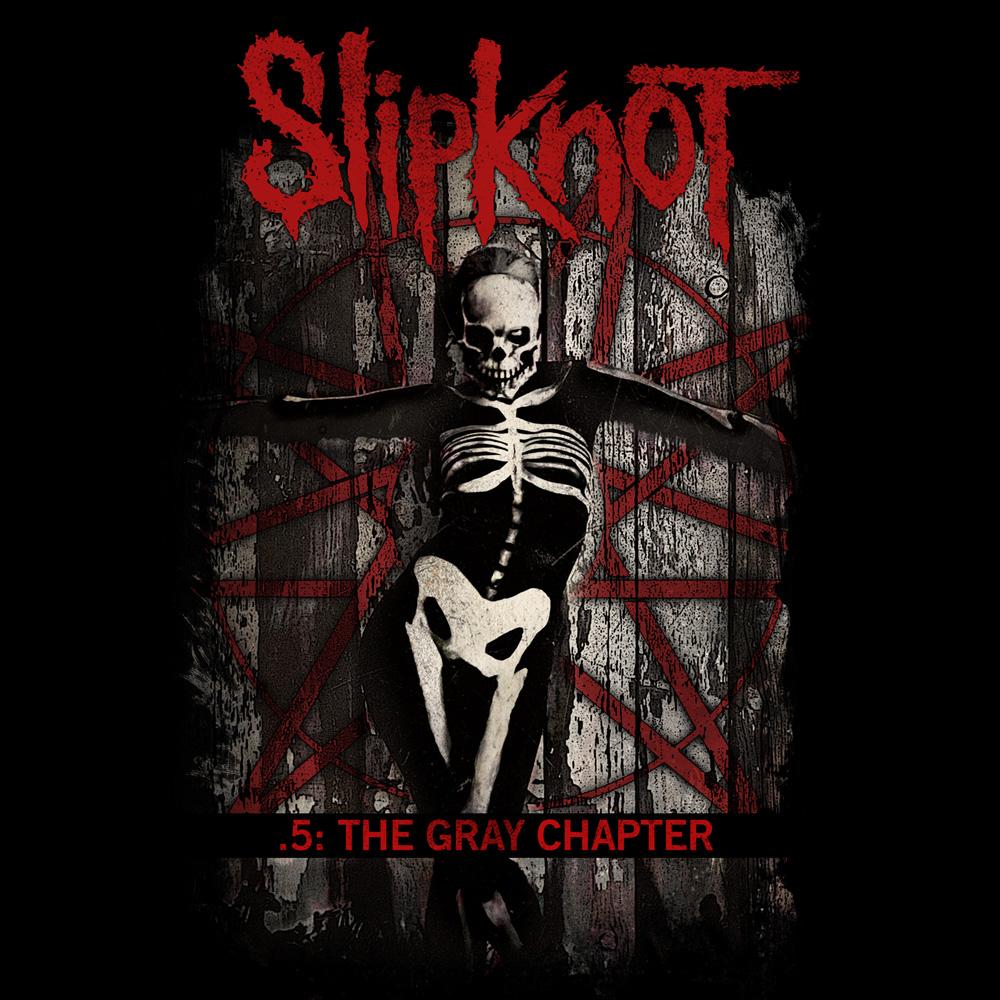 Bravado The Gray Chapter Album Cover Slipknot T Shirt