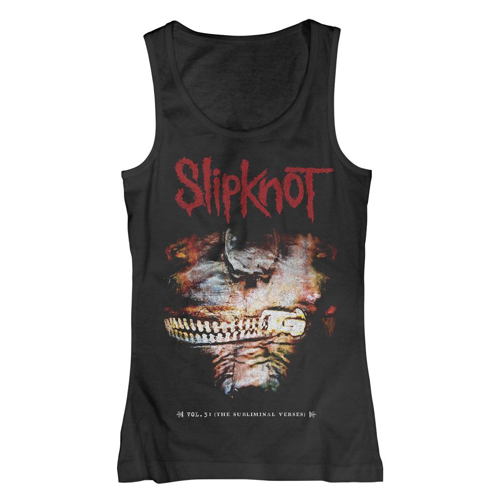 Bravado The Subliminal Verses Album Cover Slipknot