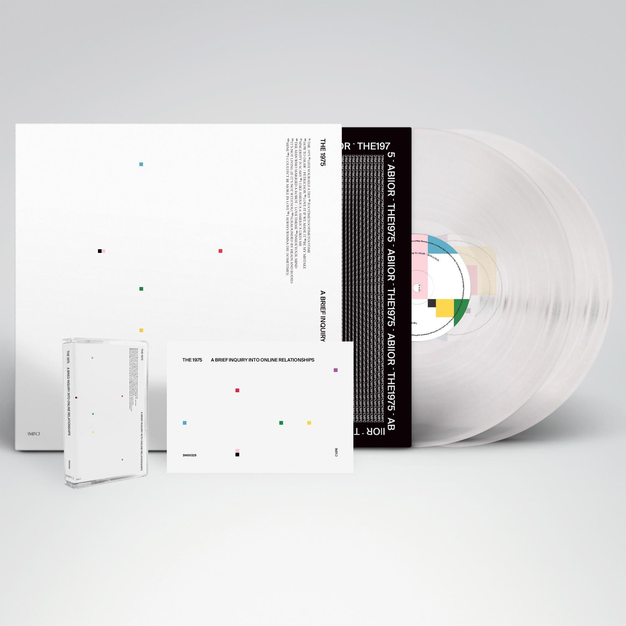 Bravado A Brief Inquiry Into Online Relationships Vinyl Bundle