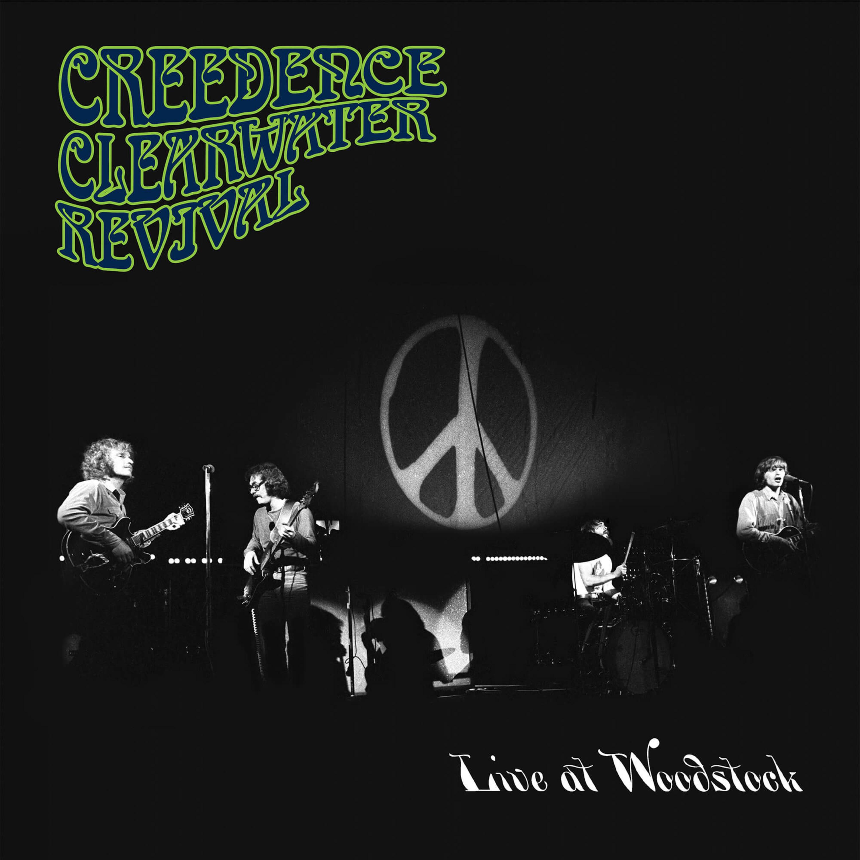 Bravado   Live at Woodstock 200LP   Creedence Clearwater Revival   200LP