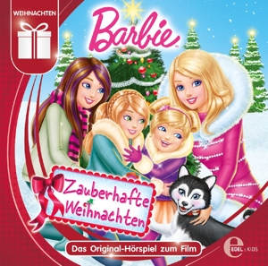 bravado hsp z film zauberhafte weihnachten barbie cd. Black Bedroom Furniture Sets. Home Design Ideas