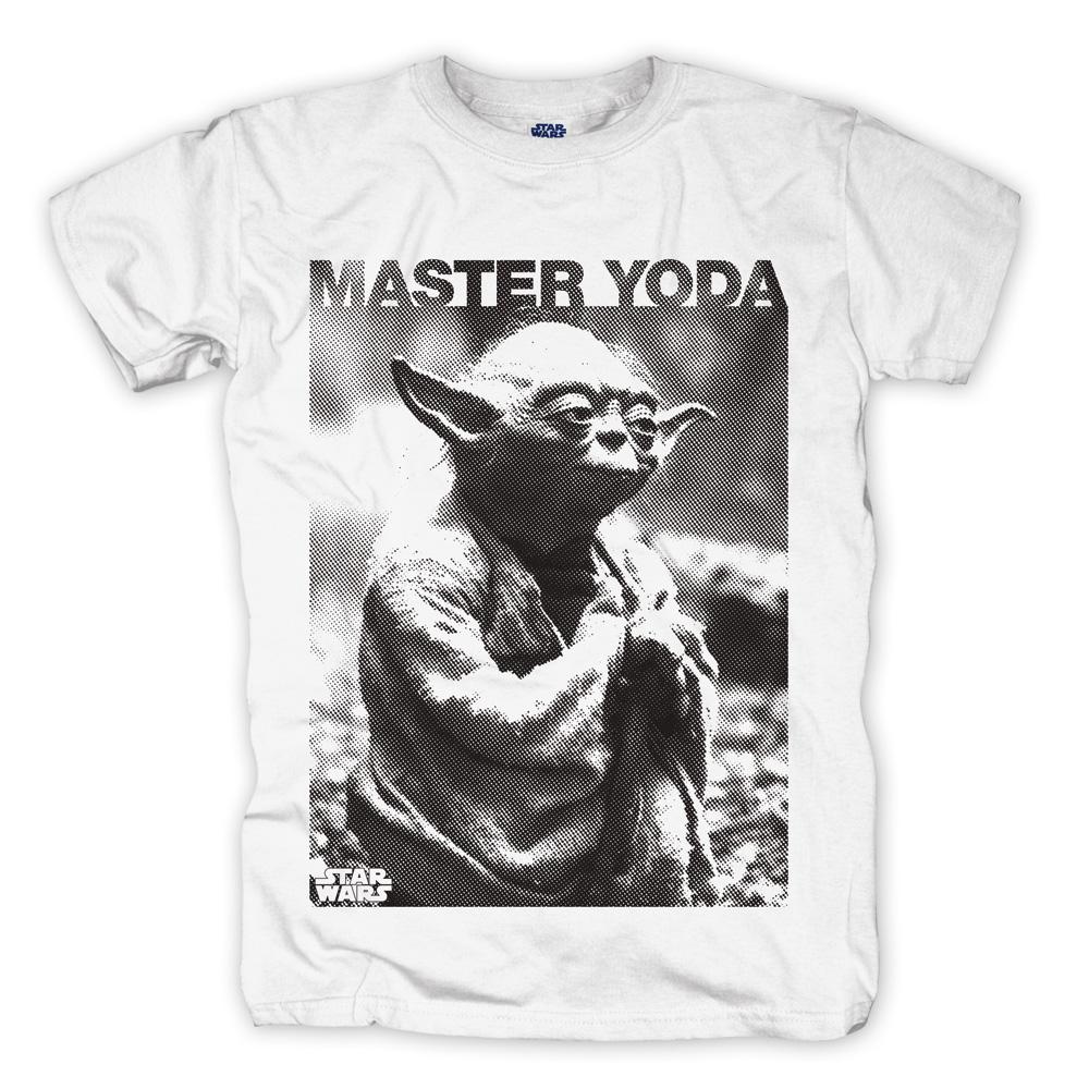 Bravado - Master Yoda Photo - Star Wars - T-shirt - Merch
