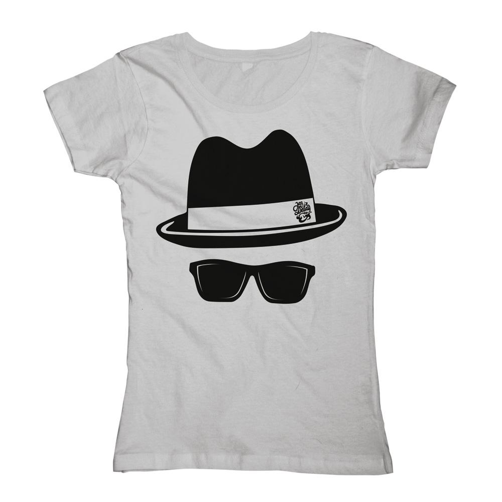 Hat & Glasses von Jan Delay - Girlie Shirt jetzt im Bravado Shop
