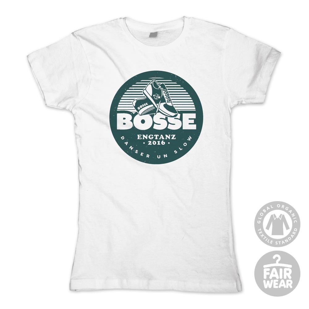 Sneaker von Bosse - Girlie Shirt jetzt im Bravado Shop