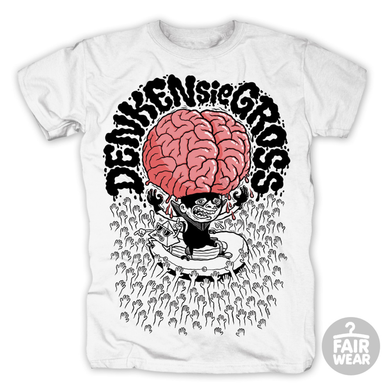 Denken Sie Groß von Deichkind - T-Shirt jetzt im Bravado Shop