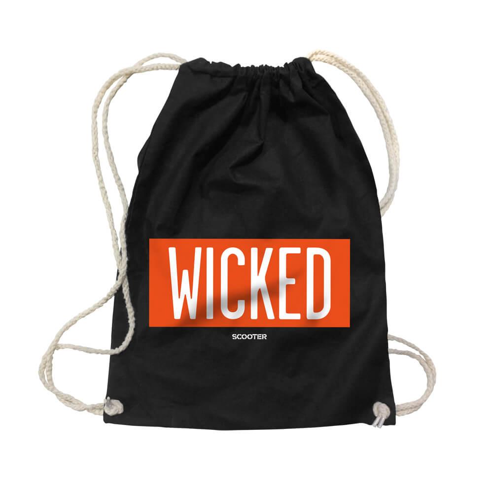 Wicked Typo von Scooter - Gym Bag jetzt im Bravado Shop