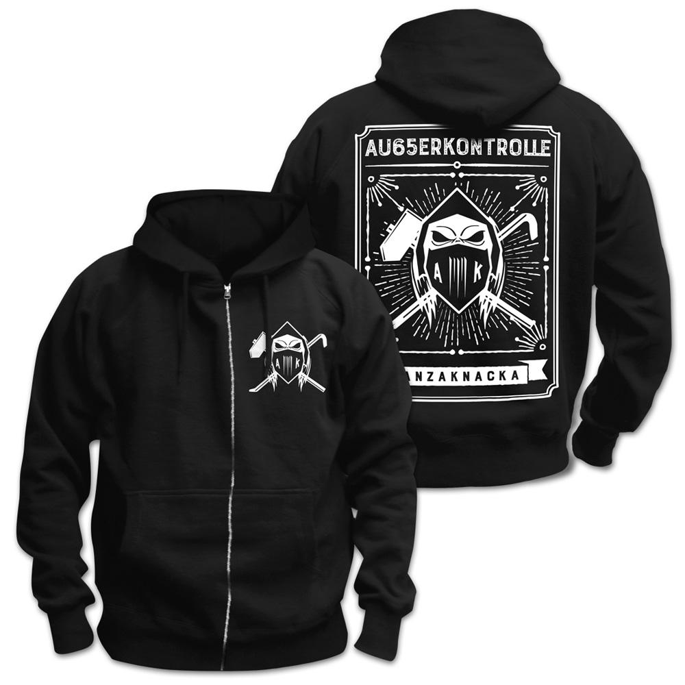 Bravado Panzaknacka Ak Ausserkontrolle Hooded Jacket