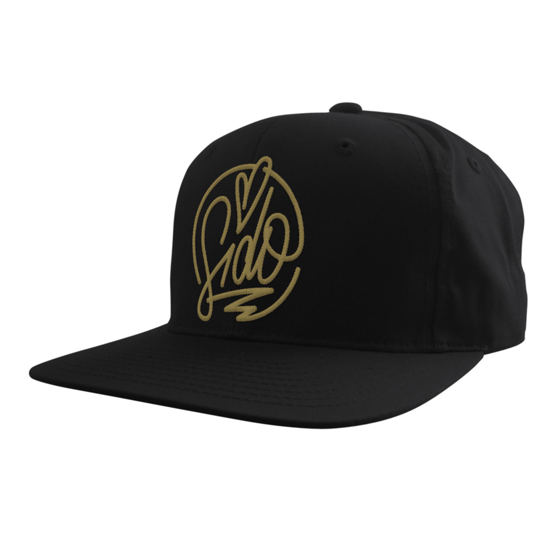 Golden Logo von Sido - Cap jetzt im Bravado Shop