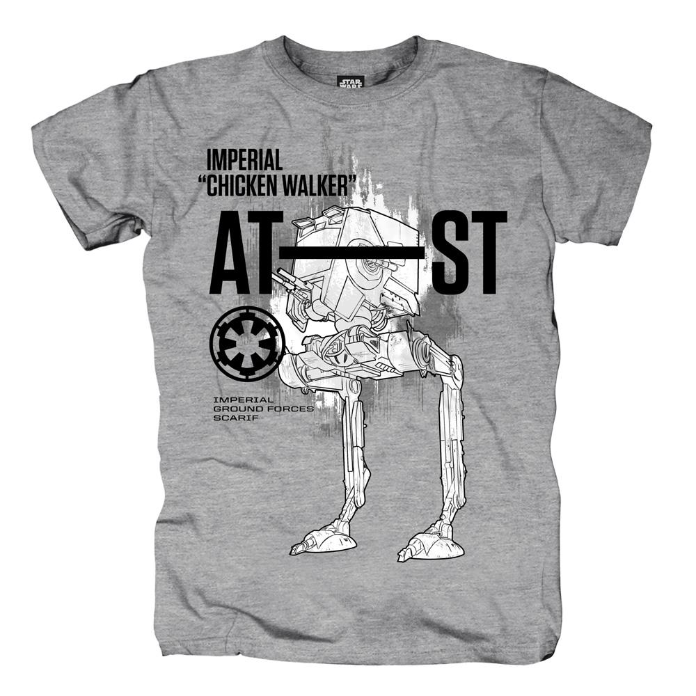 15aa28a399b4c Bravado - Imperial Chicken Walker - Star Wars - T-Shirt