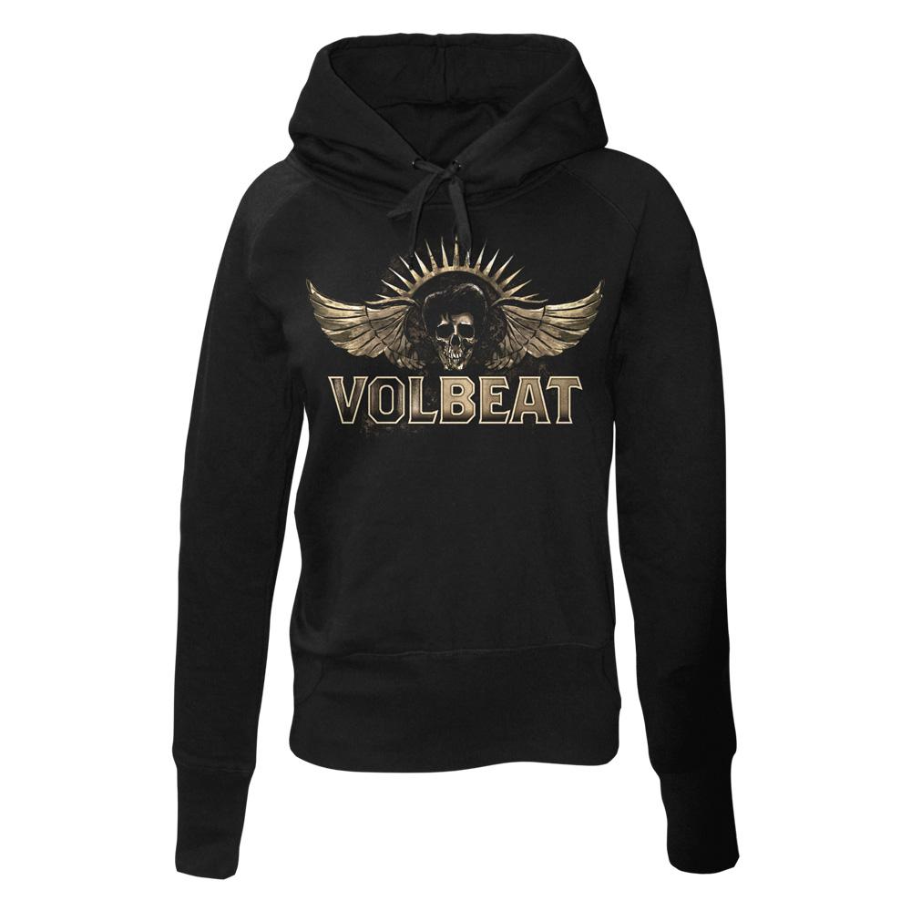 Seal The Deal Skullwing von Volbeat - Kapuzenpulli jetzt im Bravado Shop