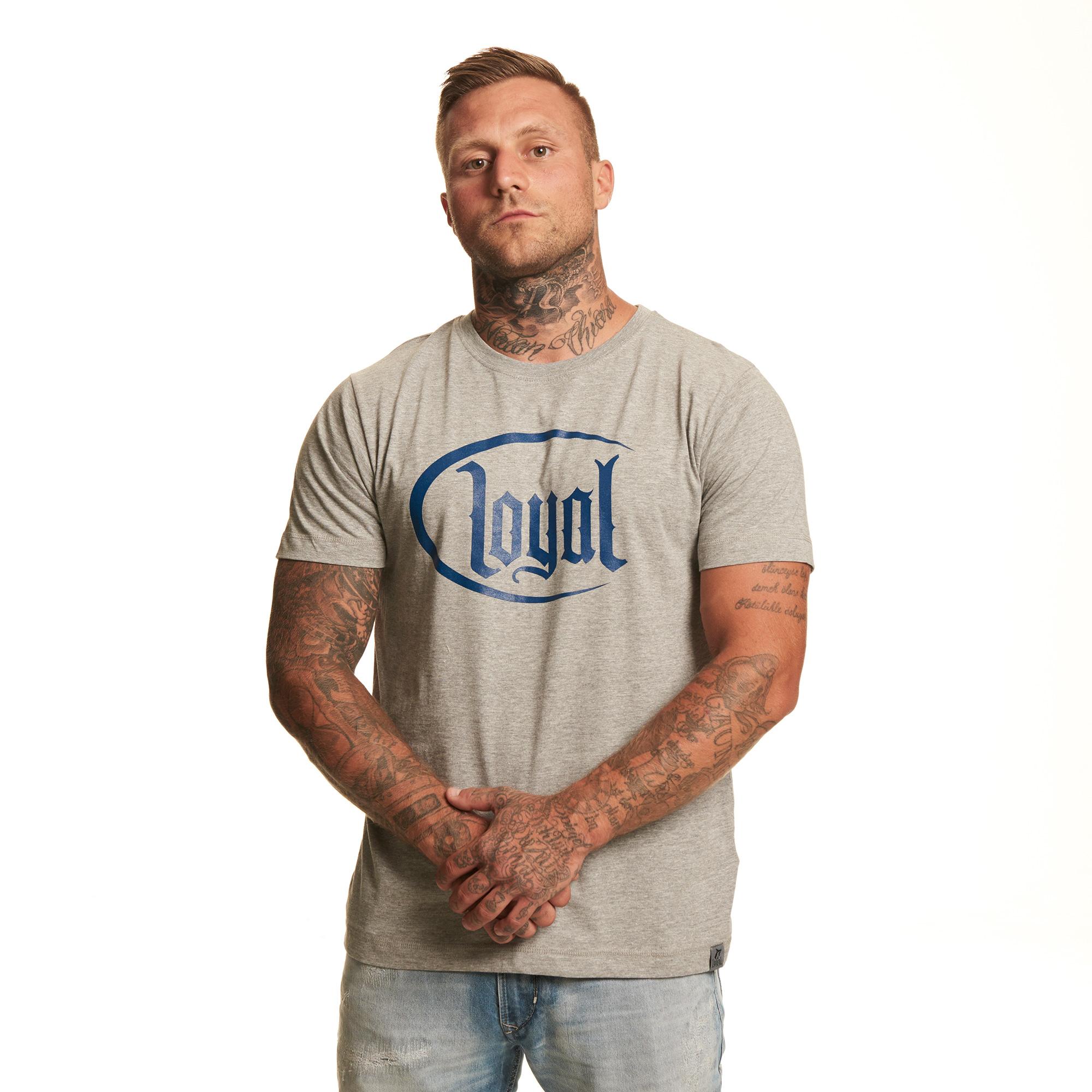 Bravado - Loyal Circle Navy - Kontra K - T-Shirt - Merch