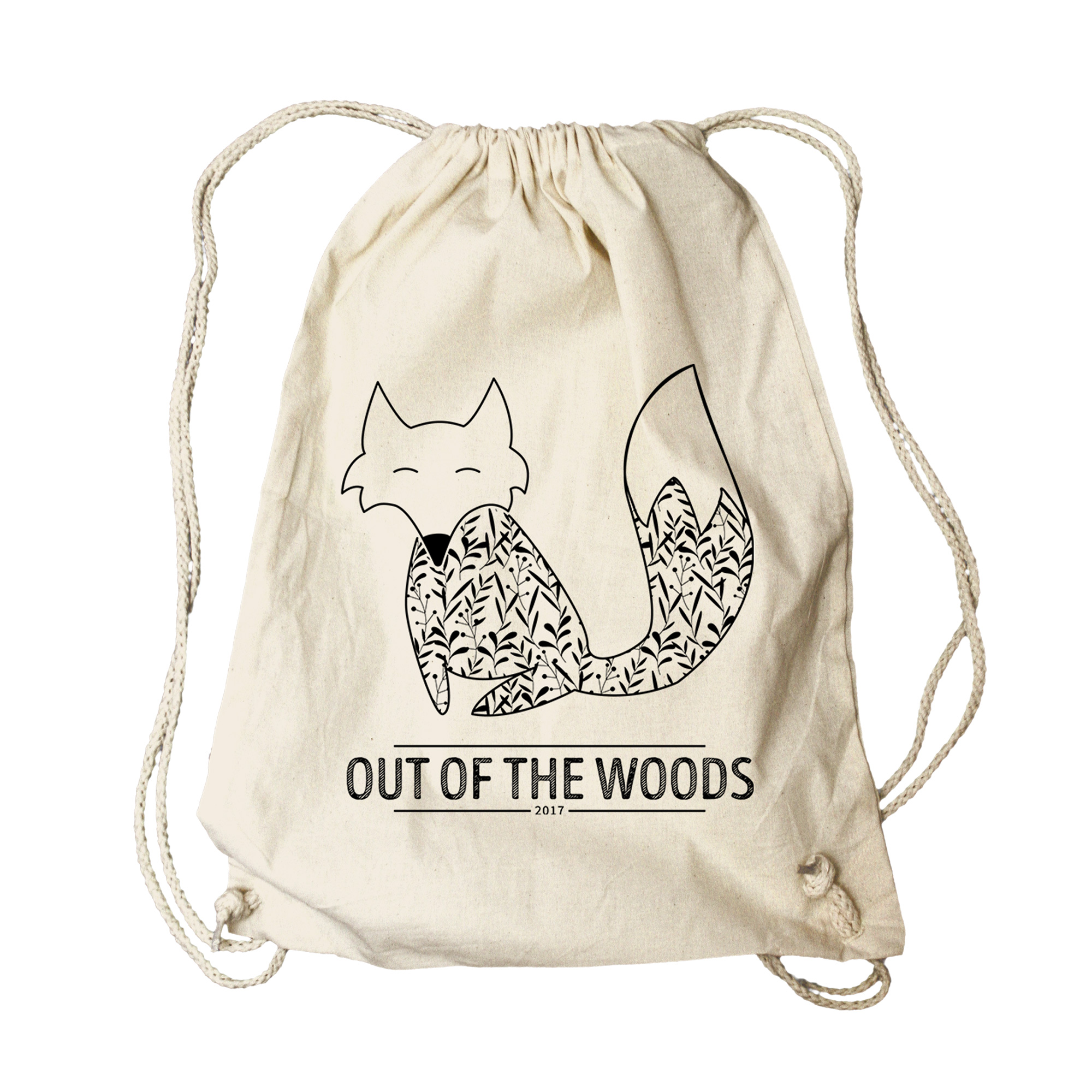 Fox von Out Of The Woods - Gym Bag jetzt im Bravado Shop
