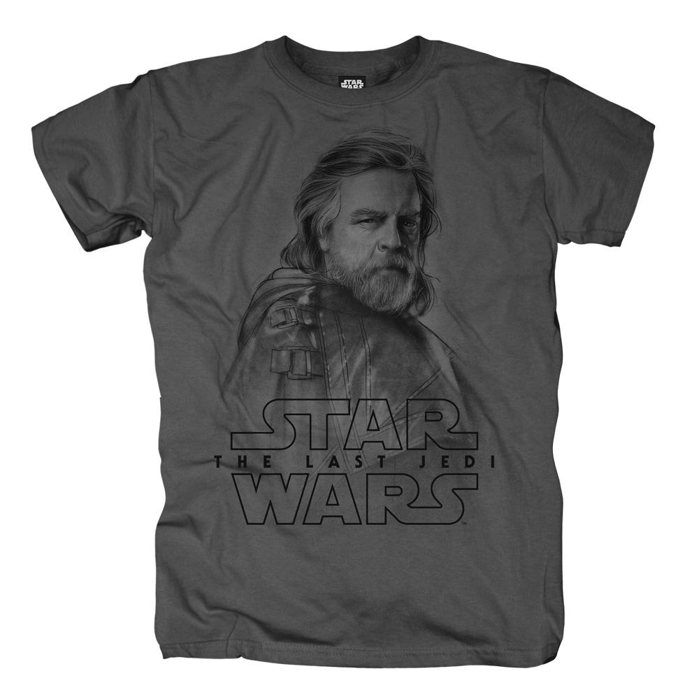 Luke Sketch von Star Wars - T-Shirt jetzt im Bravado Shop