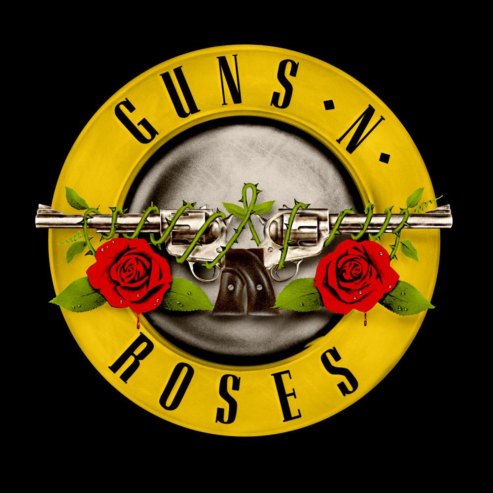 Bravado - Logo - Guns N' Roses - T-Shirt