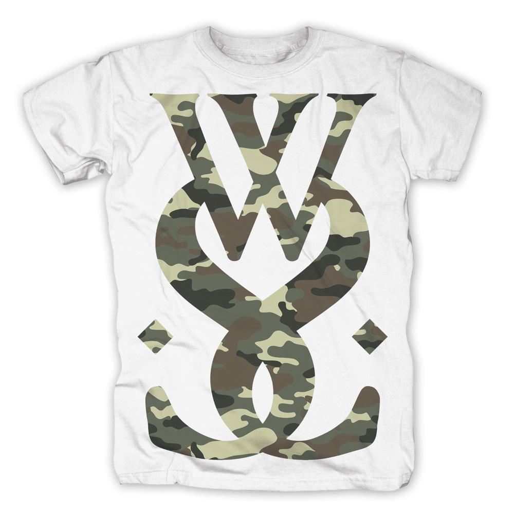 Logo Camo von While She Sleeps - T-Shirt jetzt im Bravado Shop