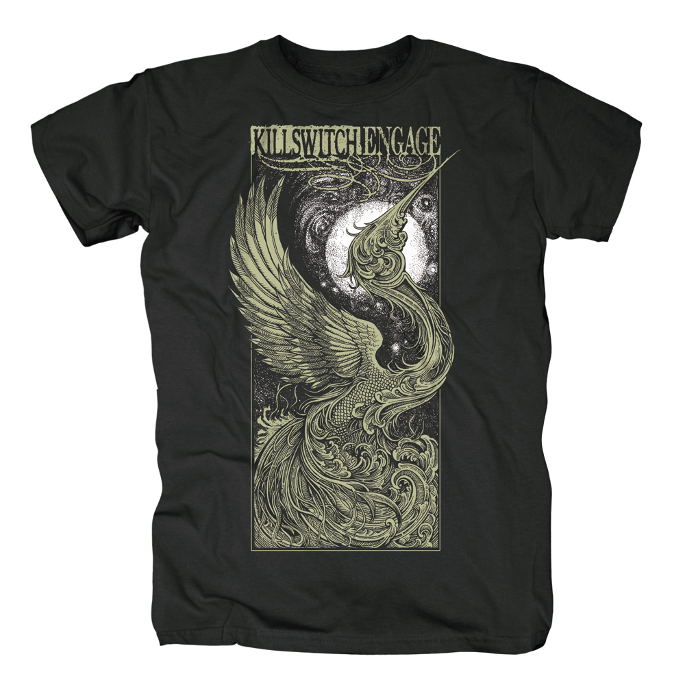 Fly To The Moon von Killswitch Engage - T-Shirt jetzt im Bravado Shop