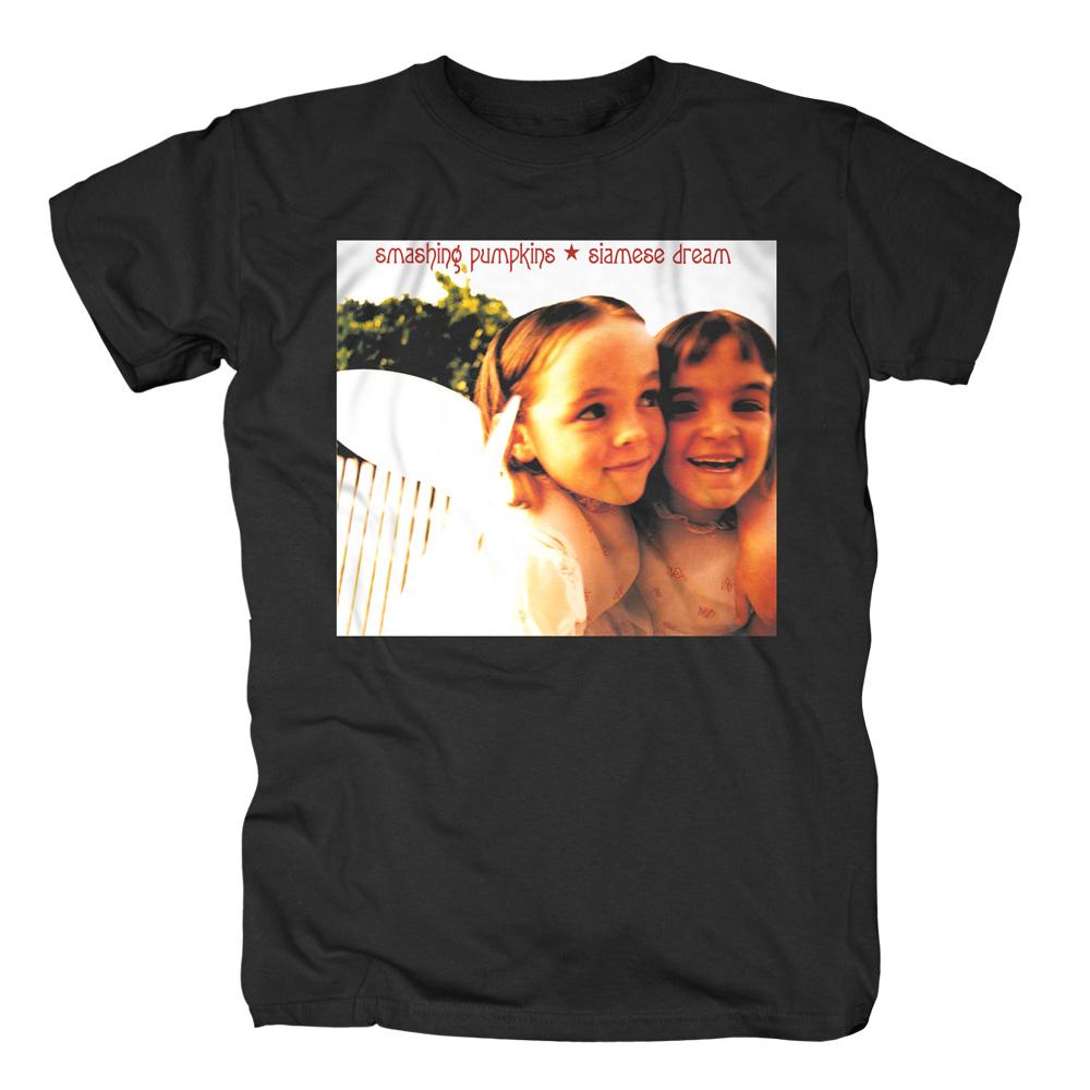 Siamese Dream von Smashing Pumpkins - T-Shirt jetzt im Bravado Shop