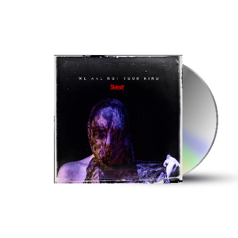 √We Are Not Your Kind von Slipknot - CD jetzt im Bravado Shop