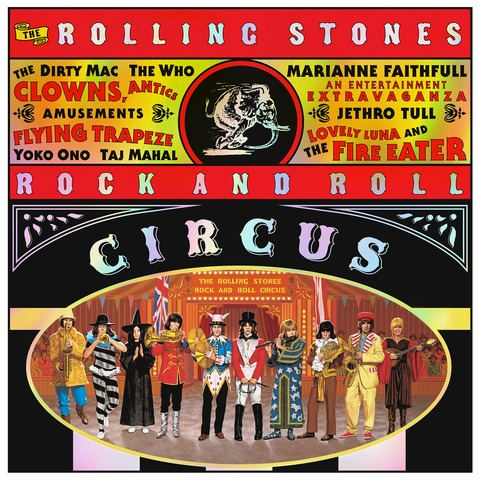 √Rock and Roll Circus (2CD) von The Rolling Stones - CD jetzt im Bravado Shop