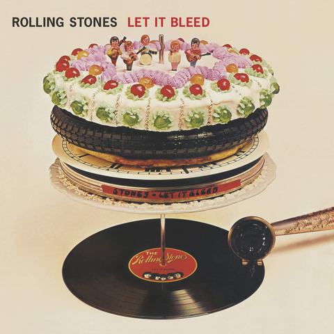 √Let It Bleed - 50th Anniversary Edition von The Rolling Stones - LP jetzt im Bravado Shop