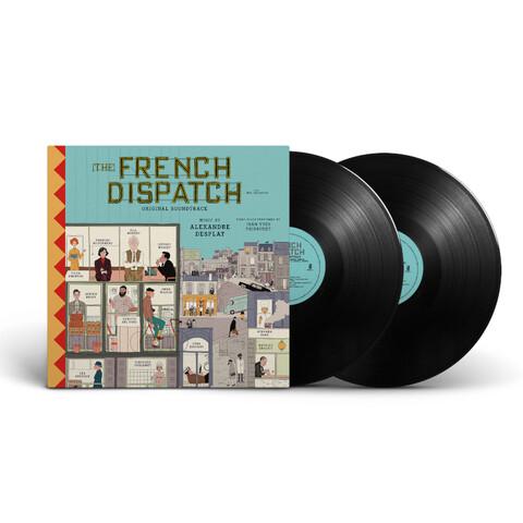 The French Dispatch (Original Soundtrack) (2LP) von Various Artists - 2LP jetzt im Bravado Store