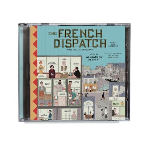 The French Dispatch (Original Soundtrack) von Various Artists - CD jetzt im Bravado Store