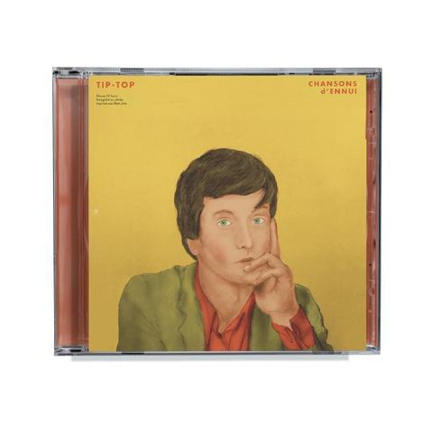 Chansons d'Ennui Tip-Top von Jarvis Cocker - CD jetzt im Bravado Store