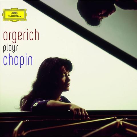 Argerich Spielt Chopin - Die Rundfunkaufnahmen von Martha Argerich - CD jetzt im Bravado Shop