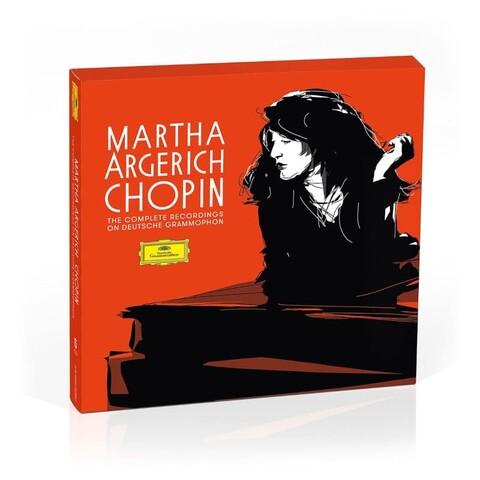 The Complete Chopin Recordings on DG (5CDs) von Martha Argerich - Box jetzt im Bravado Store