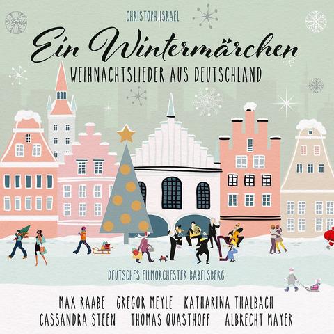 Ein Wintermärchen von Max Raabe & uvm - CD jetzt im Bravado Store