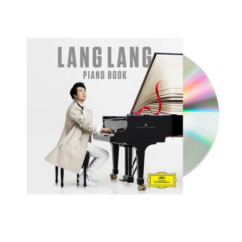 √Piano Book (Jewelcase) von Lang Lang - CD jetzt im Bravado Shop