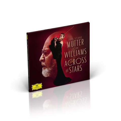 √Across The Stars (Ltd. Digipack) von Anne-Sophie Mutter & John Williams - CD Digipack jetzt im Bravado Shop