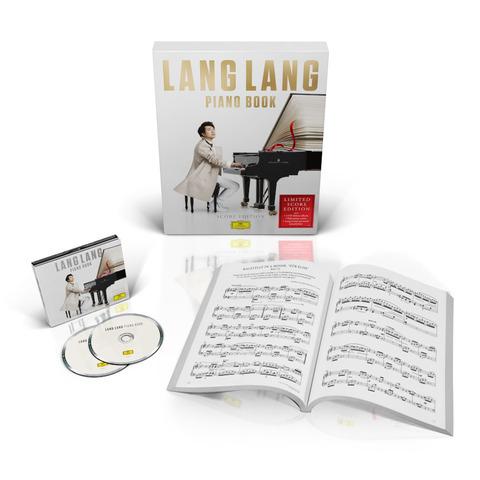 "√Piano Book (Super Deluxe Edition ""Score Box"") von Lang Lang - CD jetzt im Bravado Shop"