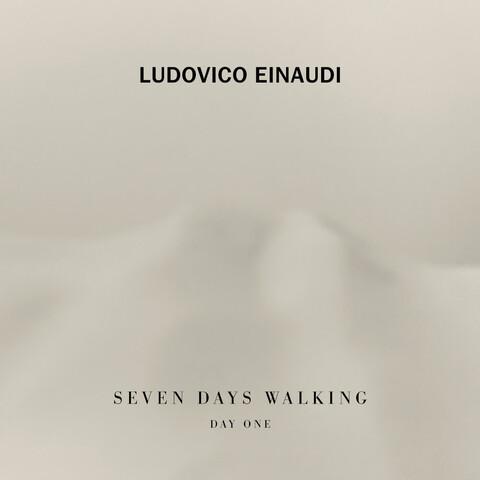√7 Days Walking - Day 1 von Ludovico Einaudi - LP jetzt im Bravado Shop