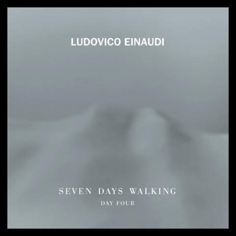 √7 Days Walking - Day 4 von Ludovico Einaudi - CD jetzt im Bravado Shop