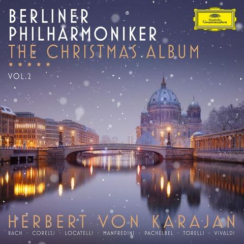 The Christmas Album Vol.2 von Herbert von Karajan & Die Berliner Philharmoniker - CD jetzt im Bravado Store