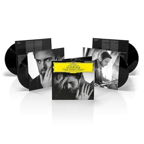 √Silver Age (4LP) von Daniil Trifonov -  jetzt im Bravado Shop