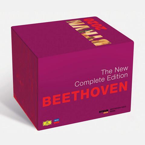 √Beethoven - Die Neue Gesamtedition (Limitierte Auflage) von Various - Box set jetzt im Bravado Shop