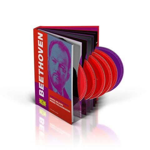 √Beethoven: Complete Symphonies (5CD + BluRay-Audio) von Andris Nelsons & Wiener Philharmoniker - Box set jetzt im Bravado Shop