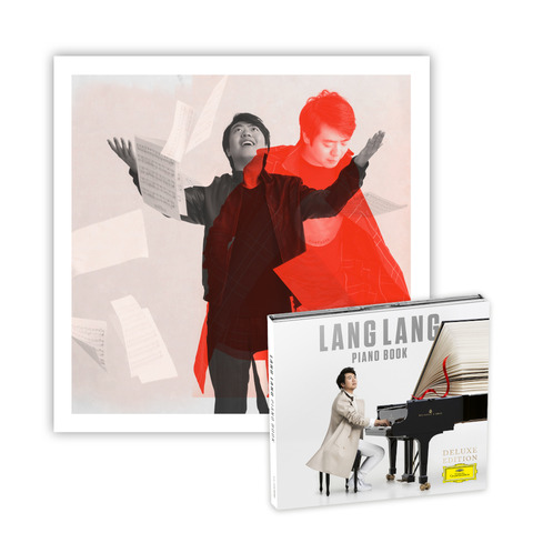 √Piano Book (2CD Deluxe Edition+Lithograph) von Lang Lang - CD jetzt im Bravado Shop