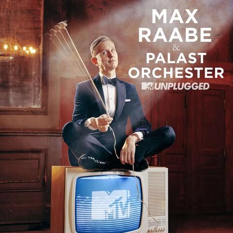 √MTV Unplugged von Max Raabe & Palast Orchester - 2CD jetzt im Bravado Shop