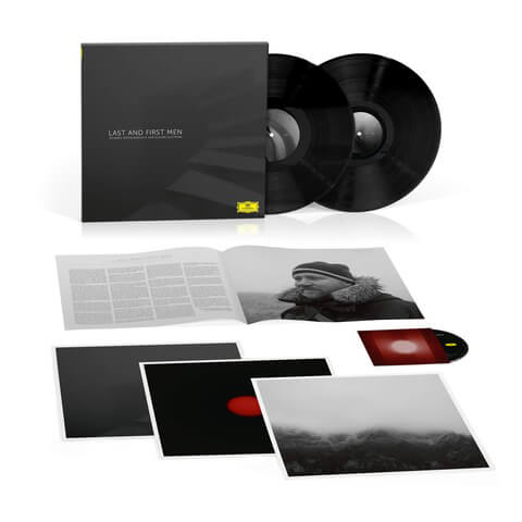√Last and First Men (2LP + BluRay) von Jóhann Jóhannsson & Yair Elazar Glotman - 2LP jetzt im Bravado Shop