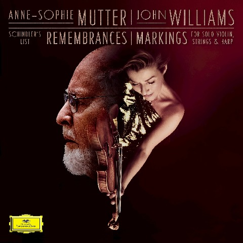 √Remembrances (Schindler's Liste) & Markings - Ltd. 10'' Vinyl + Poster von Anne-Sophie Mutter & John Williams - LP jetzt im Bravado Shop
