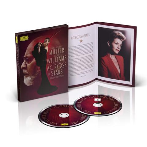 Across The Stars (Ltd Deluxe Edition) von Anne-Sophie Mutter & John Williams - CD jetzt im Bravado Shop