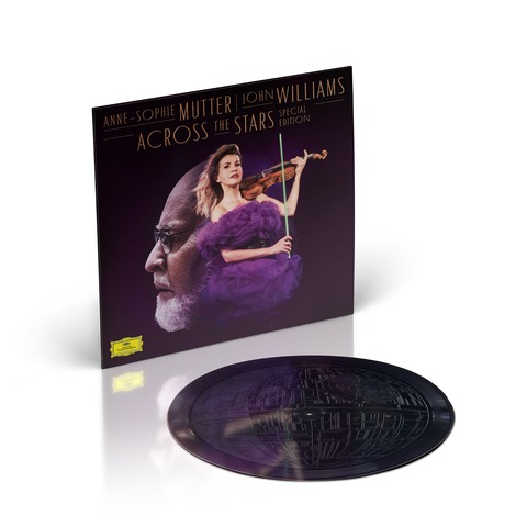 √Across The Stars (Ltd. Special Edition Vinyl) von Anne-Sophie Mutter & John Williams - LP jetzt im Bravado Shop