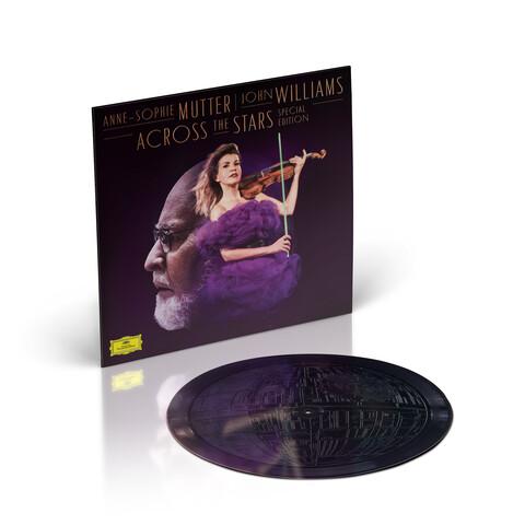 Across The Stars (Ltd. Special Edition Vinyl) von Anne-Sophie Mutter & John Williams - LP jetzt im Bravado Shop