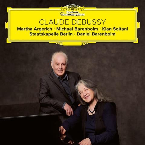 Debussy von Martha Argerich / Staatskapelle Berlin / Daniel Barenboim u.a. - CD jetzt im Bravado Shop