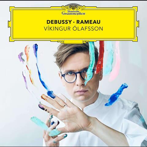 √Debussy-Rameau von Víkingur Ólafsson - CD jetzt im Bravado Shop